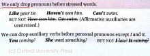 особенности разговорного английского